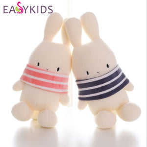 Booto rabbit plush Dolls Toys Cute Baby Children Best Stuffed  Plush Animals Gift Unique birthday Gifts for kids