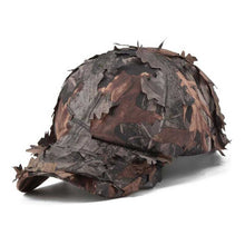 Load image into Gallery viewer, Brand Camouflage Baseball Cap Men Women Outdoor Sports Snapback Caps Tactical Hat Quick Dry Jungle Camo Army Cap Sniper