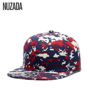 Brand  Snapback 100% Quality Cotton Camouflage Baseball Caps Men Women Fashion Hats  Spring Summer Autumn Cap Bone