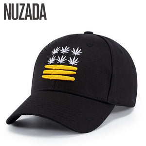 Brand  Spring Summer Baseball Cap For Men Women Couple Cotton Trendy Fashion Bone Hats Snapback Caps Embroidery pattern