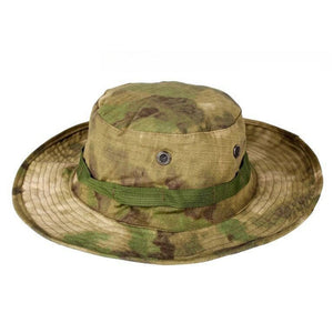 ba0fc5095f891 Bucket Hat Military Tactical Cap SWAT Outdoor Camping Camouflage Cap Boonie  Hat Men Women Sport Paintball Hunting Fishing Gorras