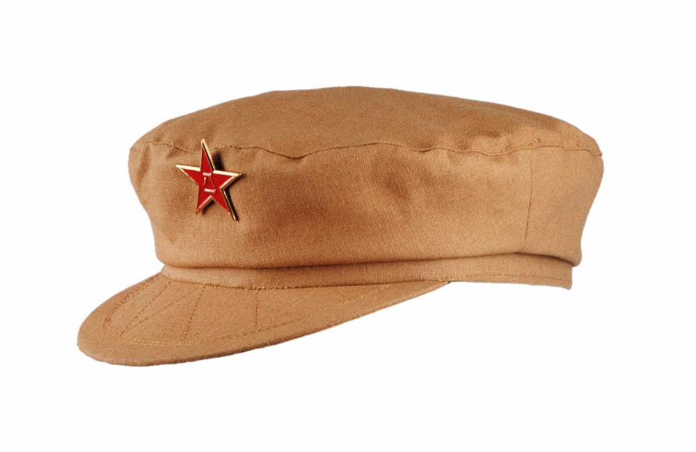 CHINESE ARMY MILITARY OFFICER TYPE 50 COT HAT CAP IN SIZES