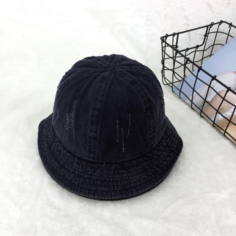 0003108a9c904 Load image into Gallery viewer, Vintage Bucket Hat Women Summer Fishing Hat  Female Mens Panama ...