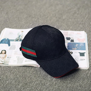 Caps men's autumn winter baseball caps women's fashion duck tongue sun hats fashion geometric adult unisex