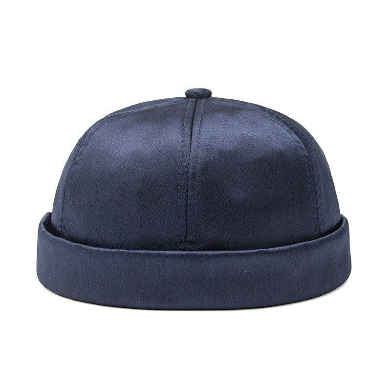 Chinese Style Landlord Hat Women Men Novelty Dome Snapback Skullies ... a5d93e461d6
