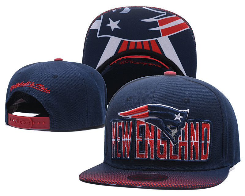 Color screen printing North American football t fans flat caps Foreign trade hip hop baseball hat BBOY street dance hats