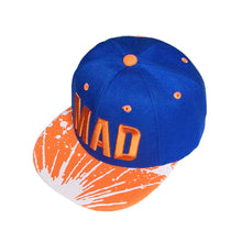 Load image into Gallery viewer, [DINGDNSHOW] 2018 Trend Hat Snapback Cap Children Embroidery  Letter Baseball Caps Kid Boys And Girls Flat Hip Hop Cap