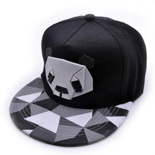 Load image into Gallery viewer, Dropshipping 2018 New Arrival Women's Sports Baseball Panda Cap Snapback Golf ball Hip-Hop Hat Unisex Adjustable Free ship #J05
