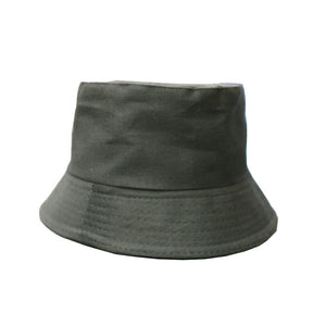 FASHION Hunting Boonie Bucket Hat Unisex Fishing Cotton Holiday Simple Travel Men Women Visor Camping Summer Cap