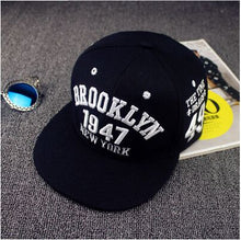 Load image into Gallery viewer, Fashion 1947 Brooklyn Style Snapback Baseball Cap Hats Of Good Quality Snapback Cap New York Hip-hop Cap