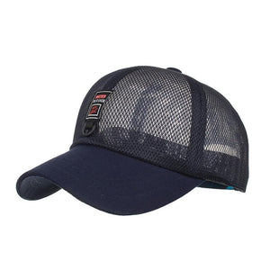 Fashion Baseball Cap Women Outdoor Baseball Hat Breathable Men Women Summer Mesh Cap Baseball-Caps Gorra Beisb #YL