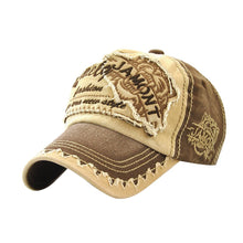 Load image into Gallery viewer, Fashion Embroidery Letters Men Women Casual Hat Adjustable Cotton Baseball Cap hot dropshipping