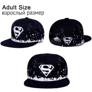Fashion  Hat Adult And Child Snapback Hat For Boy Snapback Caps Baby Hip Hop Hats Baby Baseball Cap Hip Hop Sun Cap