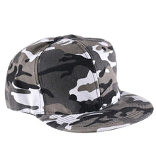 Load image into Gallery viewer, Fashion Plain Blank Men Women Ladies Solid Color Baseball Cap Flat Cap Visor Hat Adjustable Hip Hop Cap