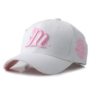 Fashion Unisex Baseball Cap Hat Ball Caps Adjustable Sun Visor Letter Emboridery