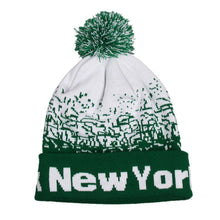 Load image into Gallery viewer, Fashion Unisex Men Women NewYork Letter Baggy Warm Winter Wo Knit   Beanies Female Male Skull Slouchy Knitted Caps Hat Men