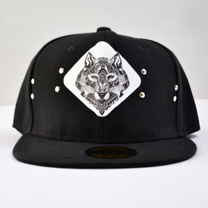 Flat Full Baseball Cap For Men, Fmale Straig Hip Hop  Snapback Cap, Design Mouth Fish Cat 3D Baseball Cap