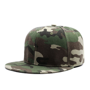 Full cap  camouflage Flat brim baseball cap outdoor hip-hop caps fashion boy and girl hats 2020 Brand