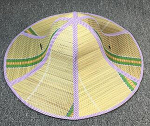 ac8351ec388 Funny Fan Pattern Men Summer Hat Beach Sun Hats New Flat Top Straw Hat Men  Boater