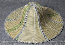 1a8a70f8b33 Funny Fan Pattern Men Summer Hat Beach Sun Hats New Flat Top Straw ...