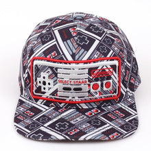 Load image into Gallery viewer, Game Console Creative Design Snapback Caps Co Hat Adult Letter Retro Baseball Cap Bboy Hip-hop Hats for Men Women 3 Styles