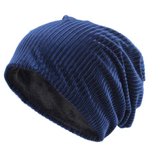 Load image into Gallery viewer, Brand New Unisex Thick Slouchy Beanie Winter Polyester Ribbed Skullies Beanies for Women and Men Balaclava Bonnet Hat
