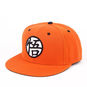 High quality Hip Hop Hats Dragon ball Z Goku hat Snapback Flat Casual baseball cap for Men women kids birthday GIFT