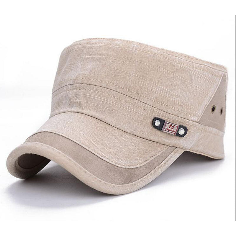 Gsycl 2017 Men s Flat cap Do the old fashion hat Spring sun shading c –  oePPeo - Master of Caps   Hats ef432cab7e7