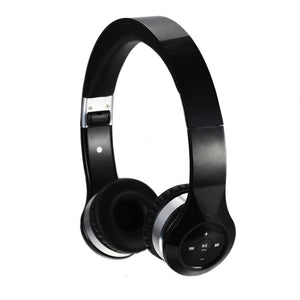 HB-328 Foldable Bluetooth Heavy Bass Headphone with Built-in Microphone for Tablets Smart phones and music streaming