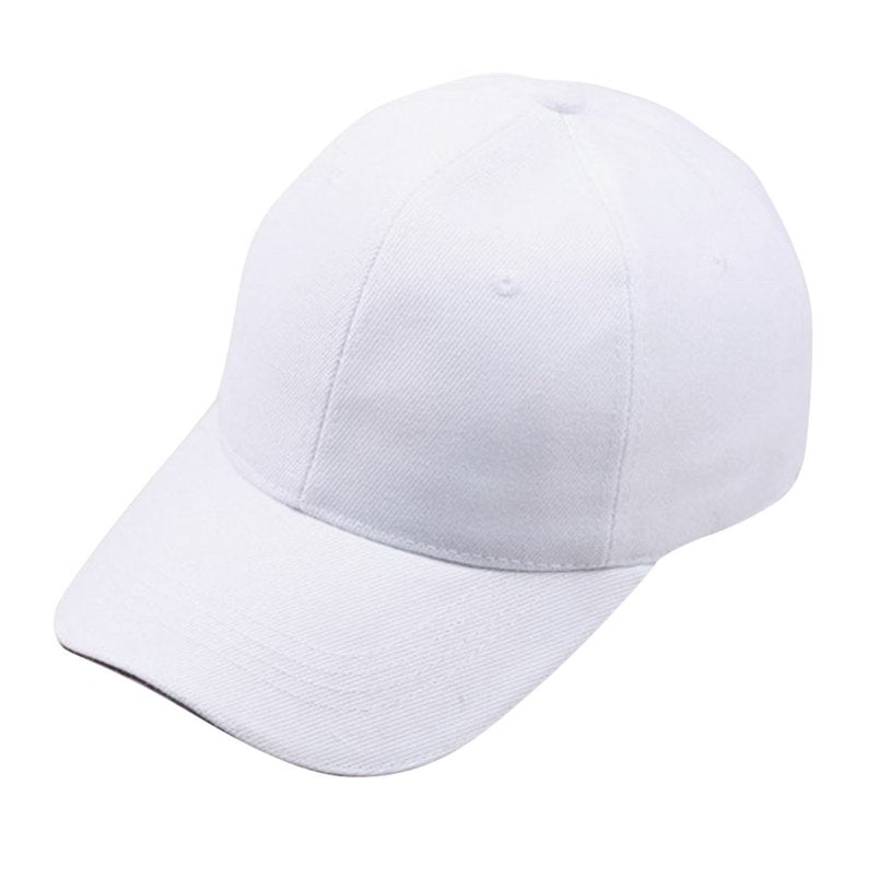 Hat Cap 2018 New Fashion Solid Women Men Baseball Cap Snapback Hat Hip-Hop Adjustable Freeshipping #FA22