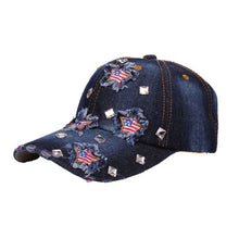 Load image into Gallery viewer, High Fashion DIY Accessories Baseball Cap Women Casual Snapback Hat for Men Casquette Homme Travel Shopping Custom Gorras P3