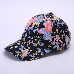 Hip Hop Hat Adjustable Men Women Fashion Printed Baseball Cap Gorras Para Hombre Beisbol