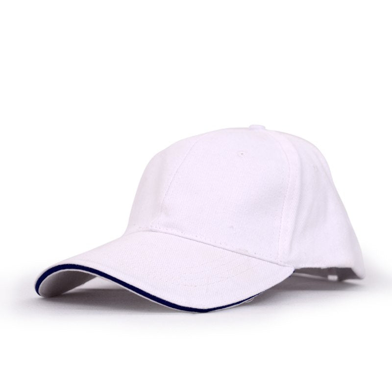 Hot Cotton Baseball Cap Hat  Men Women 6 Panel  Baseball Caps hats Casual Casquette Green Gray  Blue Yellow Dark blue  cap hat