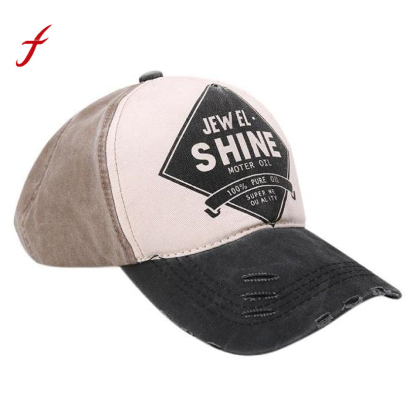 Hot Sale Casual Hat 2018 Unisex Cotton Twill Snapback Colorful Baseball Hat Shop Owner Recommended All-match Fashion Hat