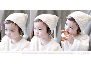Hot Trendy Winter Baby Beanie Hat Warm Cap Cute Kids Children Boys Girls  Hats Toddler Girl 8a20f443aa5