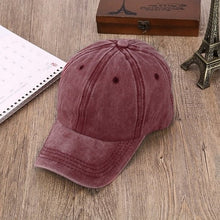 Load image into Gallery viewer, Fashion Baseball Cap Men Snapback Caps Women Hats Brand Denim Casquette Casual Plain Flat Adjustable New Sun Hat Caps sale