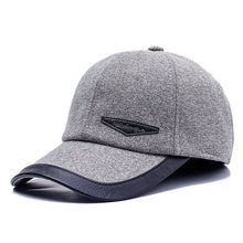 Load image into Gallery viewer, Female Autumn Winter Women Adjustable Caps Baseball Cap For Men Grey Blue Black Brown Hat 2018 Fashion Hats