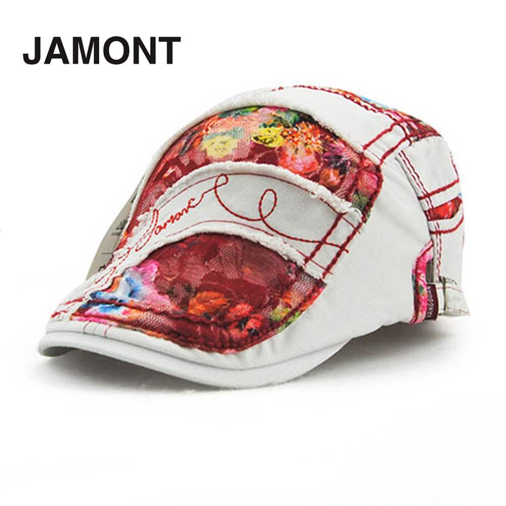 Women Ladies Korean Style Baseball Cap Graffiti Lace Type Spring Summer Cot SunShade Baseball Caps Hats 2016 Hot Sale