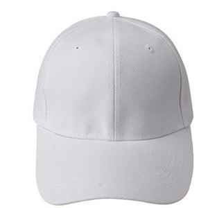 0bafff1b58b New Fashion HOT be Baseball Cap Blank Hat Solid Color Adjustable Summer Hat  160309 Drop Shipping