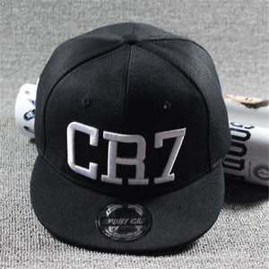 2017 Children Ronaldo CR7 Baseball Cap Hats Boys Girls Snapback Hat New Fashion Panama Kids caps high quality wholesale