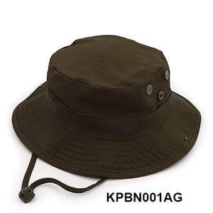 Nepalese Boonie Hats Tactical Airsoft Sniper Camouflage Tree Bucket Hat Accessories Military Army American Military Men Cap