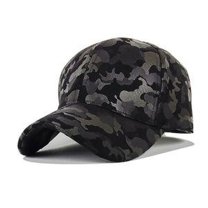 KPACNBBINCEMB Won't Let You Down Men and Women Baseball Cap Camouflage Hat Gorras Militares Hombre Adjustable Snapbacks Caps
