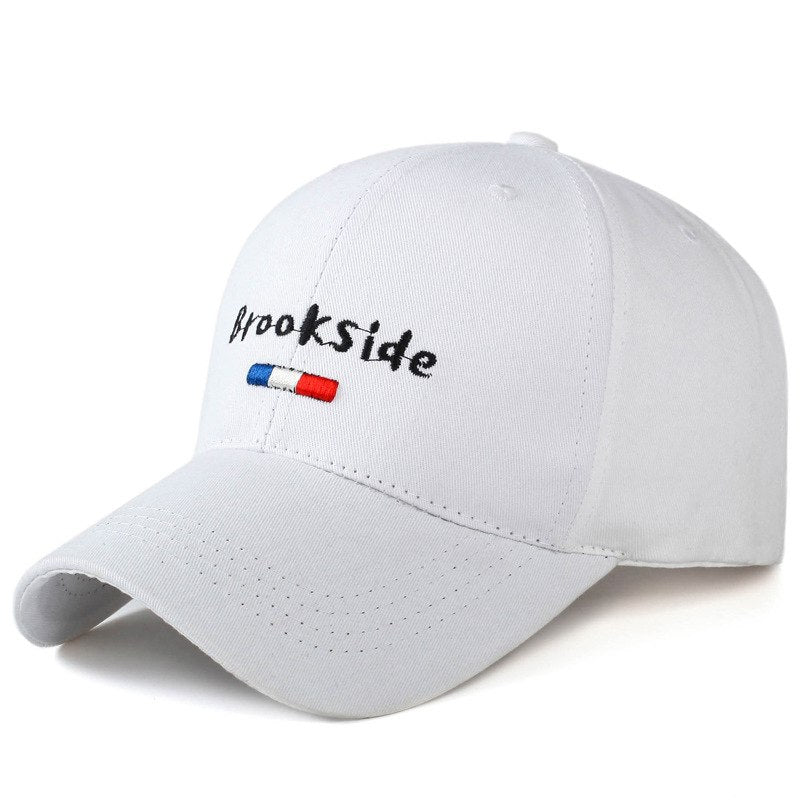 Men's Leisure Sports Cot Embroidered Baseball Cap Spring Outdoor Tourism Shopping SPF Women Peaked Hat