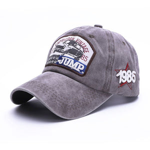 Jump 1985 Cotton Baseball Cap Men Snapback Cap For Women Caps  Baseball Caps For Men Casquette Bone Sports Baseball Hat