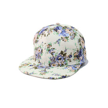 Load image into Gallery viewer, HIGH QUALITY NEW 2018 Hot Selling Hats PRINT flowers Baseball Caps hats for men women Snapback Caps Hip Hop bone B311
