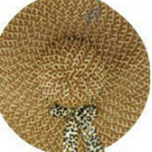 Lady Boater sun caps Ribbon Round Flat Top Straw beach hat Hat summer hats for women straw hat snapback