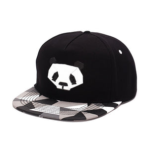 343b60d5603 Lovers Baseball Cap Hip-hop Dad Bones Drake Hat Male Ms. Cute Panda Hiphop