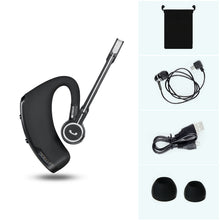 Load image into Gallery viewer, V8s Bluetooth Headset Business Car Wireless Headphones Stereo with Mic Sport Running Bluetooth Earphone Handfree HD Music