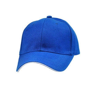 M34 Men Women's Casual Baseball Hat Cap Ball Blank Plain Caps Adjustable Hats