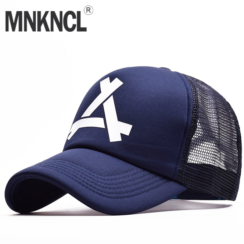 2020 New Summer Baseball Cap Printing Mesh Cap Hats For Men Women Gorras Hombre Hats Casual Hip Hop Caps Dad Casquette